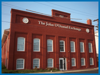 Carpe Diem Cleaning transforms Durham NC's John O'Daniel Exhchange