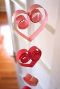 DIY Valentine's Day crafts from Woohome.