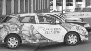 A Carpe Diem fleet car