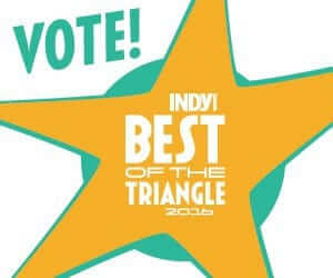 Indy Best of the Triangle