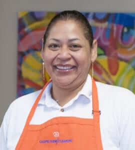 Interview with Team Leader Bertha | Carpe Diem Cleaning