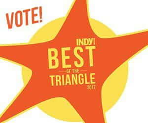 VOTE for Carpe Diem in the Indy Best Of The Triangle Awards!